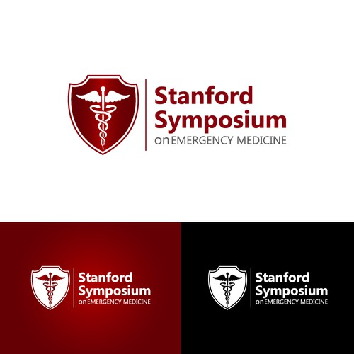 Logo design for Stanford Symposium