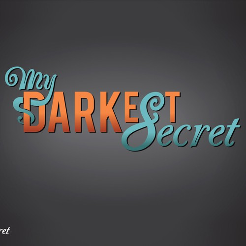 logo for My Darkest Secret