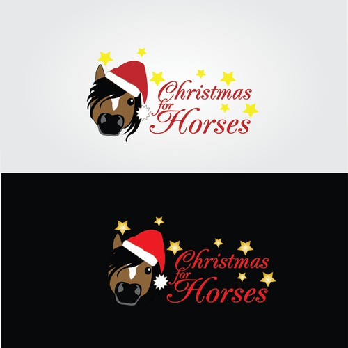 Logo for Xmas event