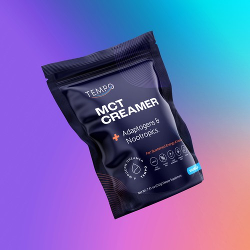 Tempo MCT Creamer
