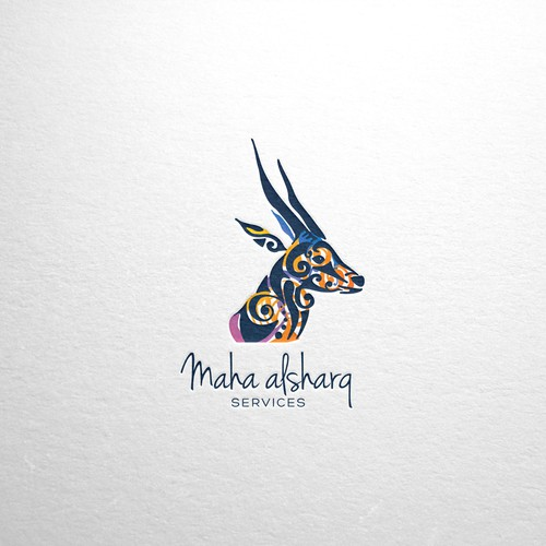 Logo for Maha Alsharq