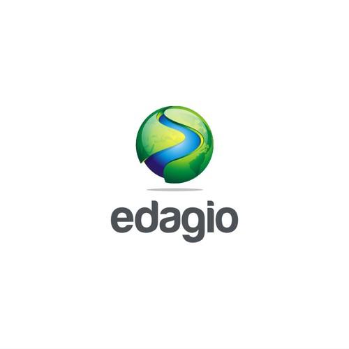 edagio logo design