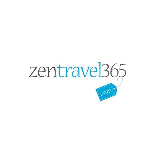 Logo concept for Zen Travel 365