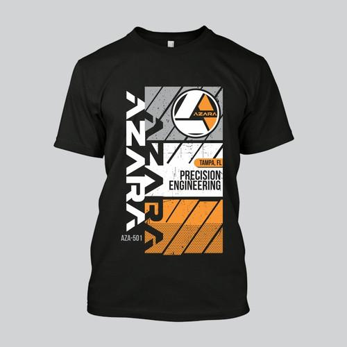 Azara Shirt Designs