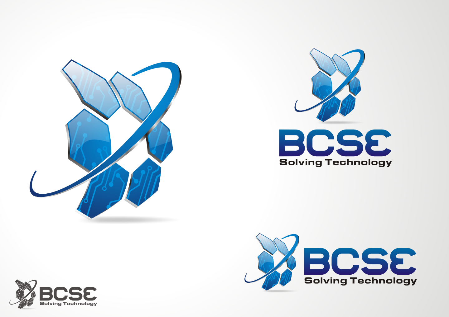 Create the next logo for Boston Computer Support Experts
