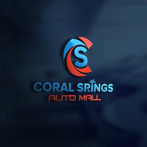 Logo for the Coral Springs Auto Mall
