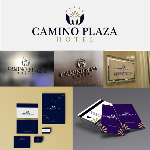 branding package designed