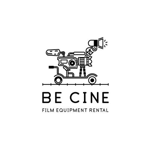 Be Cine Logo Proposal