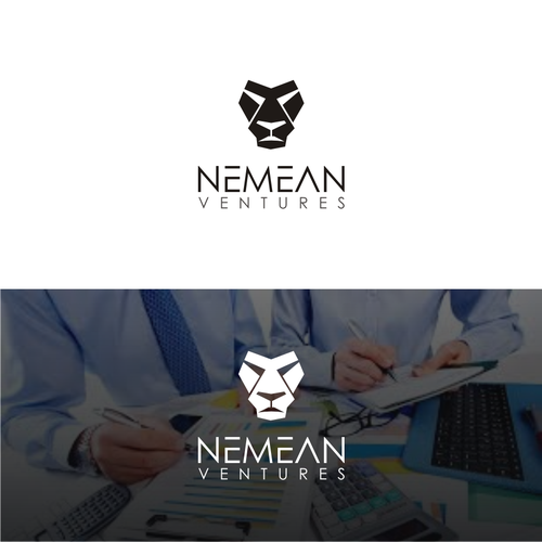 Bold logo concept For Nemean Ventures