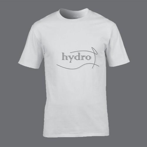 Minimalism Hydro T-shirt