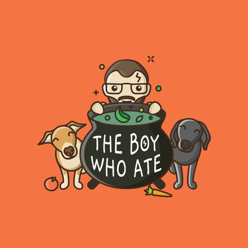 Boy Who Ate Logo