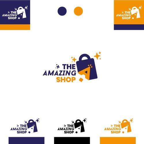 E-commerce Logo Concept
