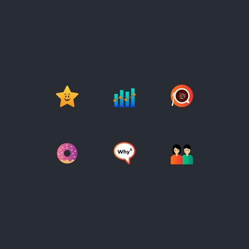 Slack emojis