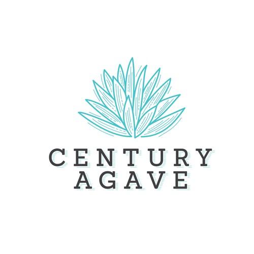 Century Agave Logo