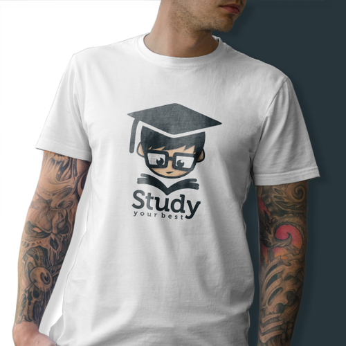 The study app will help college students study their best.  Help me with my logo!