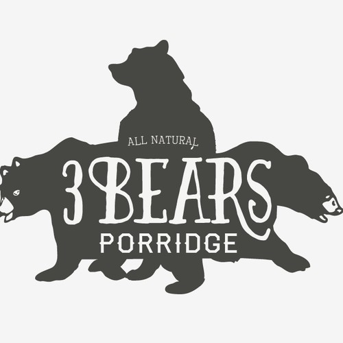 3 Bears Porridge logo