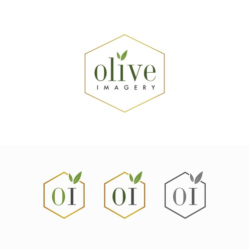 Olive Imagery logo