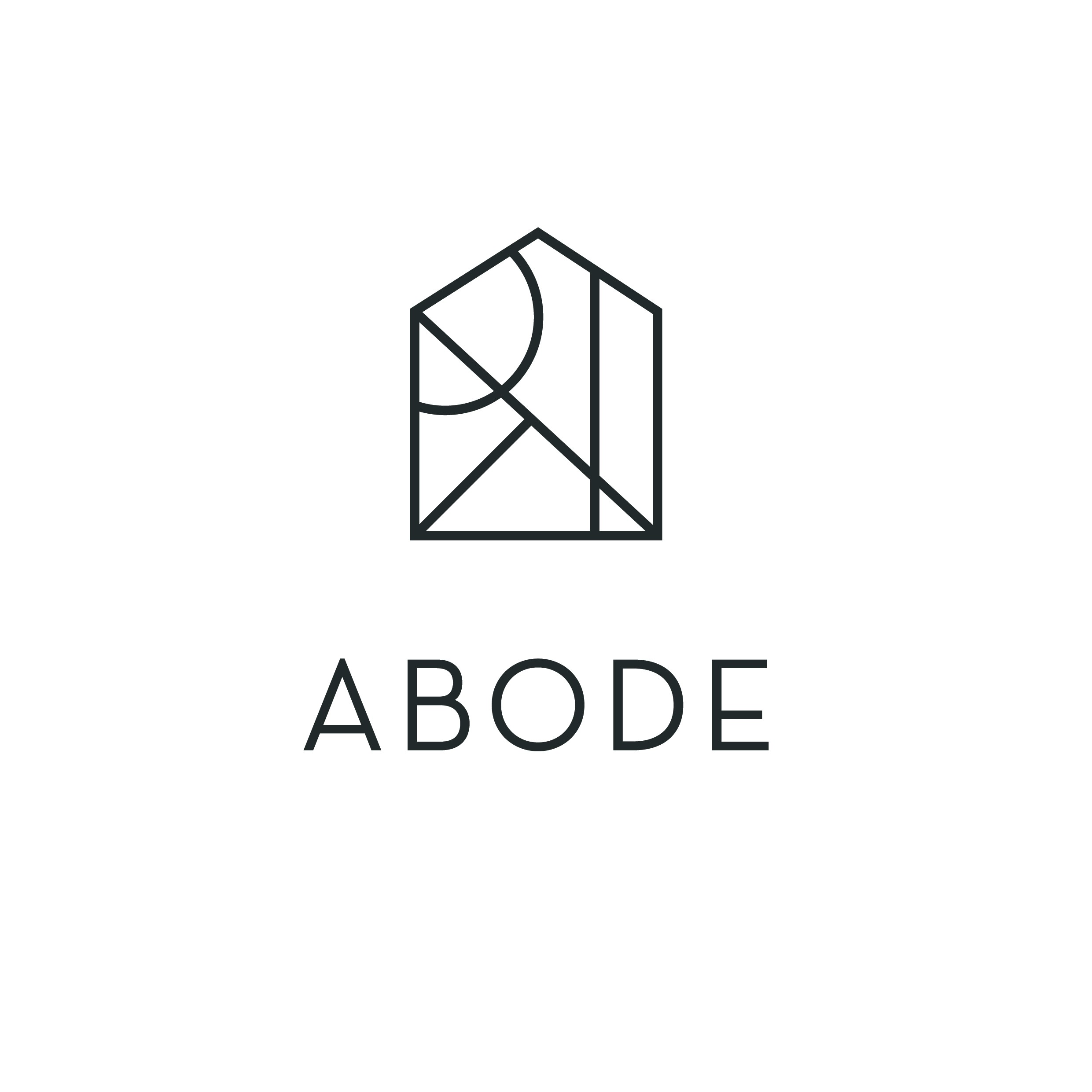 Modern and elegant logo for home staging company!