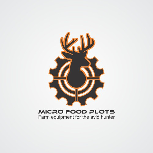 Logo Concept for Micro Food Plots