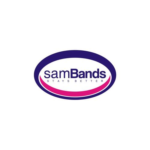 Bold logo for sambands