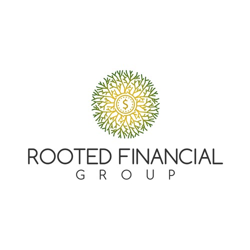 rooted financial group logo