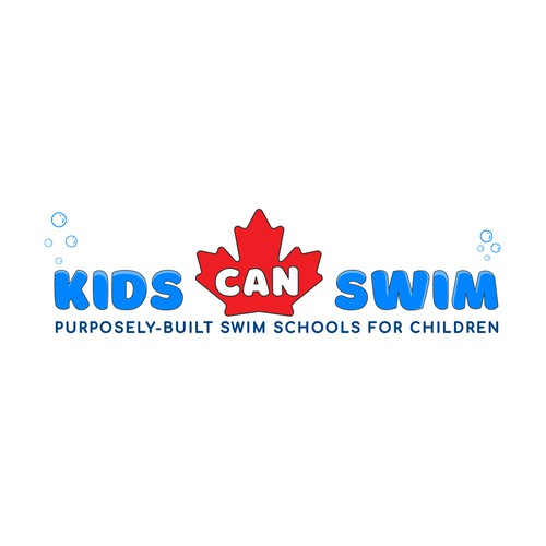 Logo for swim schools