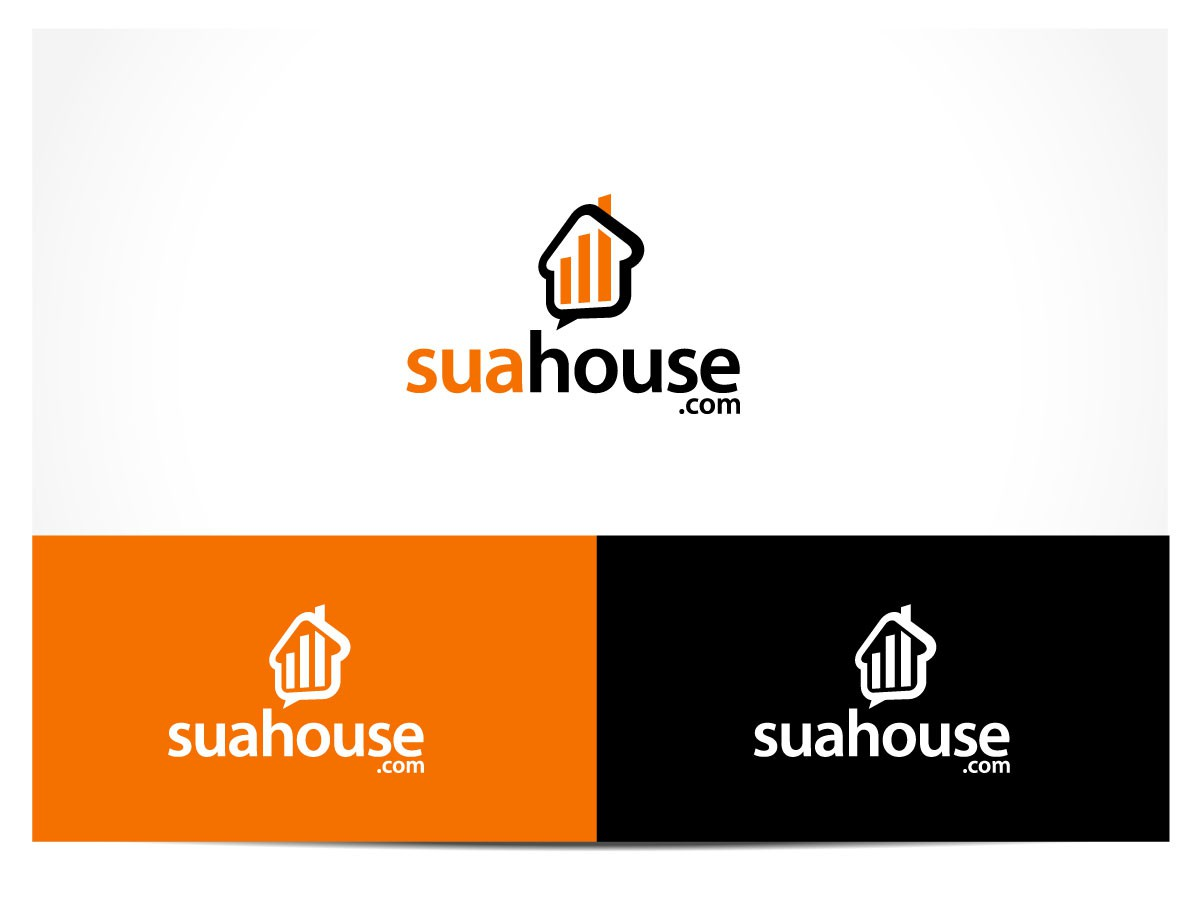 Create a Logo for a Start-up Real Estate-Technology company in Brazil