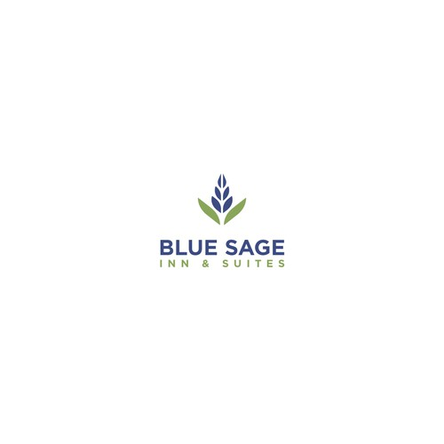 Logo Design for Blue Sage