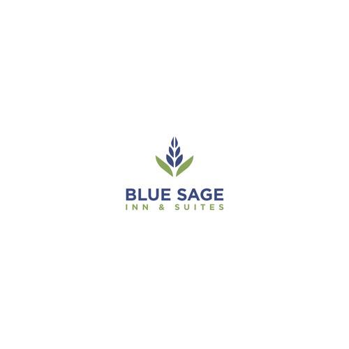Logo Design for Blue Sage