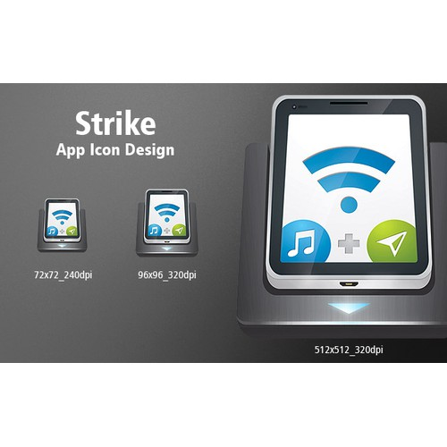 Strike App Icon