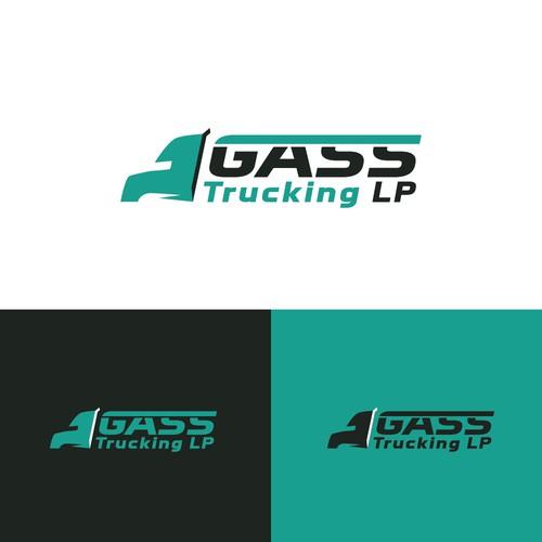 Logo Concept for Gass Trucking LP