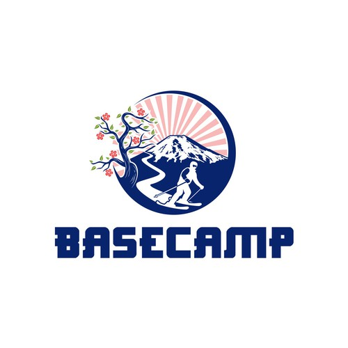 Logo basecamp from japan