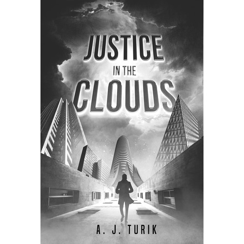 ''Justice in the clouds'' book cover