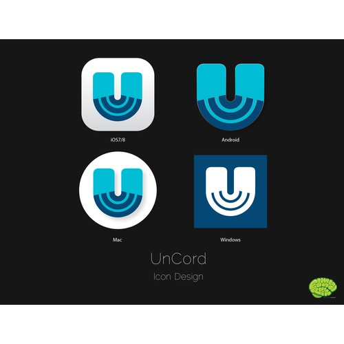 Create an icon for APP that gonna change the way people sharing their files
