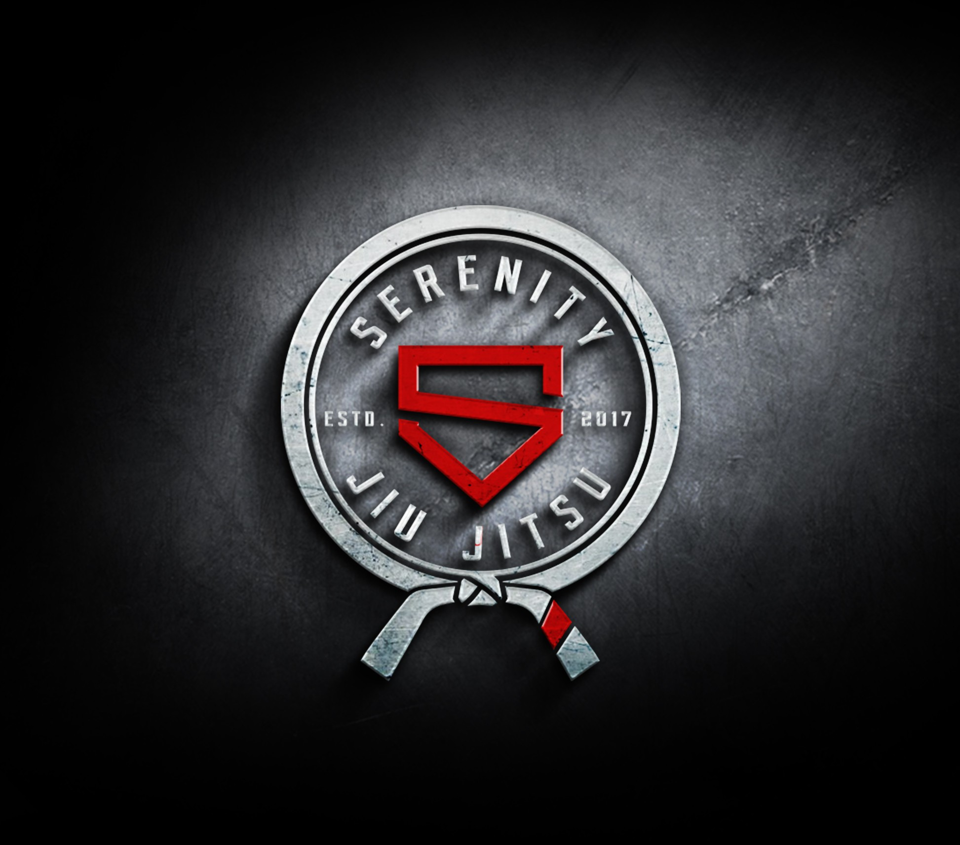 Jiu jitsu gym needs a clean new logo