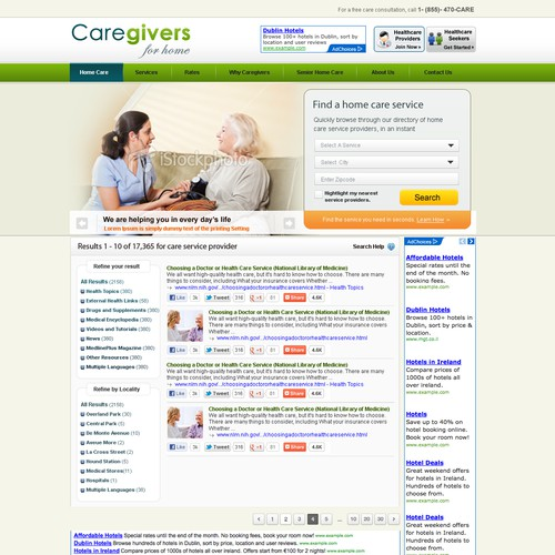 caregiversforhome.com