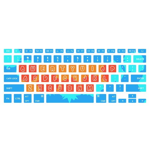Flapjack keyboard cover submission