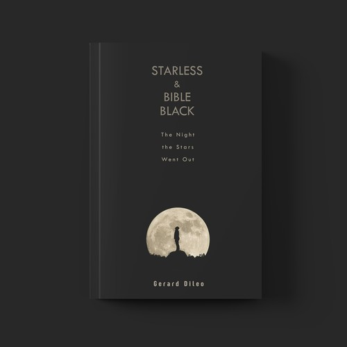 'Starless & Bible Black: The Night the Stars Went Out' book cover