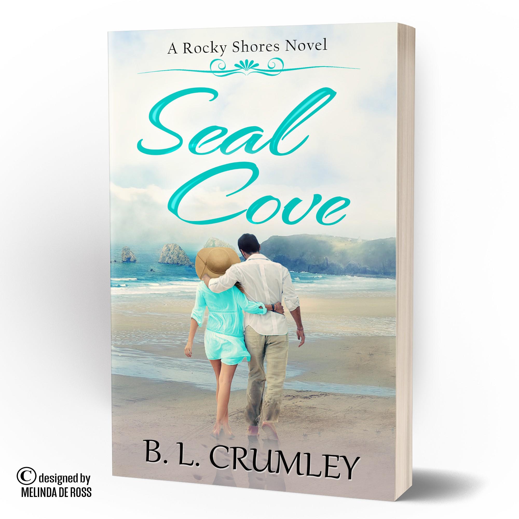Book cover for small Oregon coast town contemporary romance