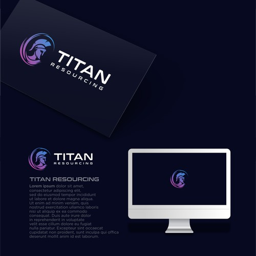 Logo for Titan resourcing