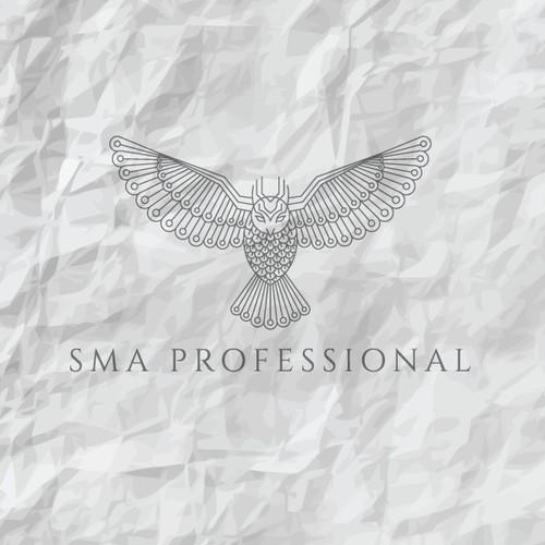 Logo concept for SMA Professional