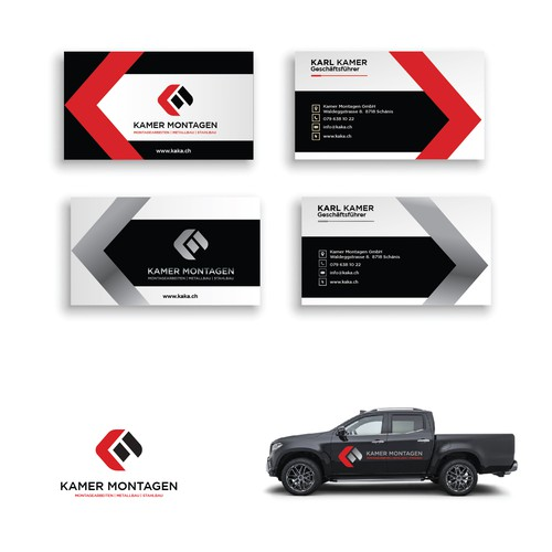 logo metal construction company