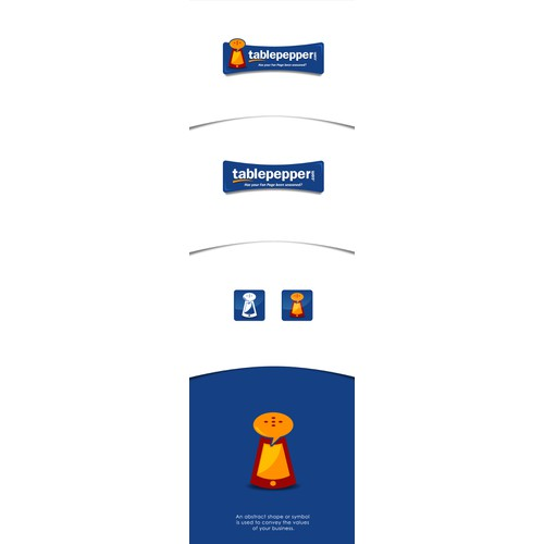 Create a winning logo design for TablePepper.com a new global website