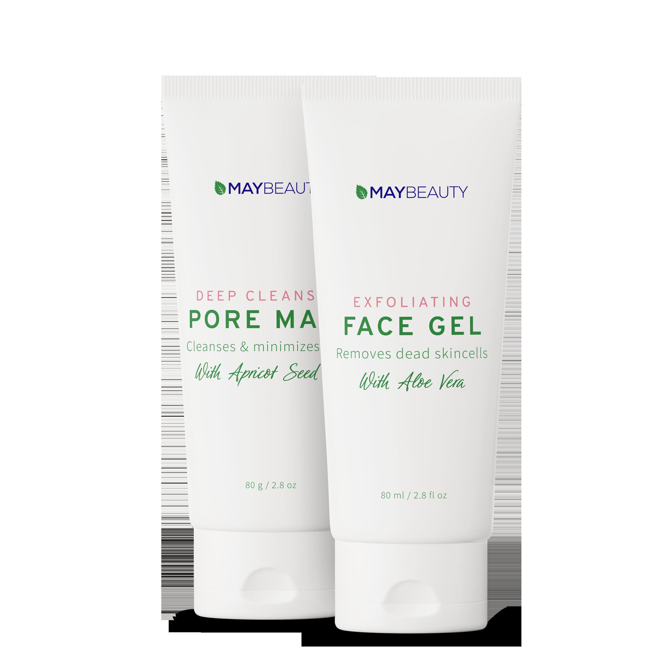 New Face Gel & Pore Mask