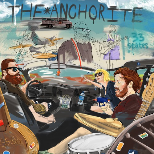 the anchorite poster