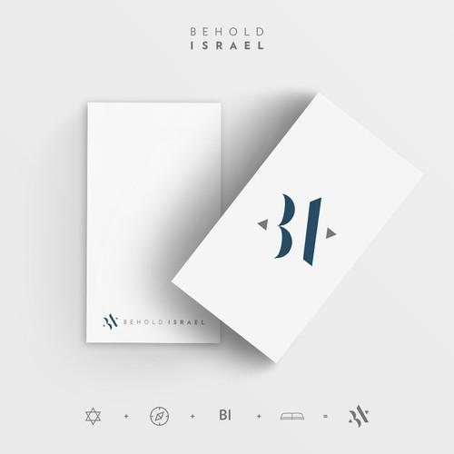 Concept & Design for Behold Israel