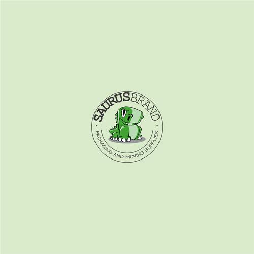 Logo for Saurus Brand