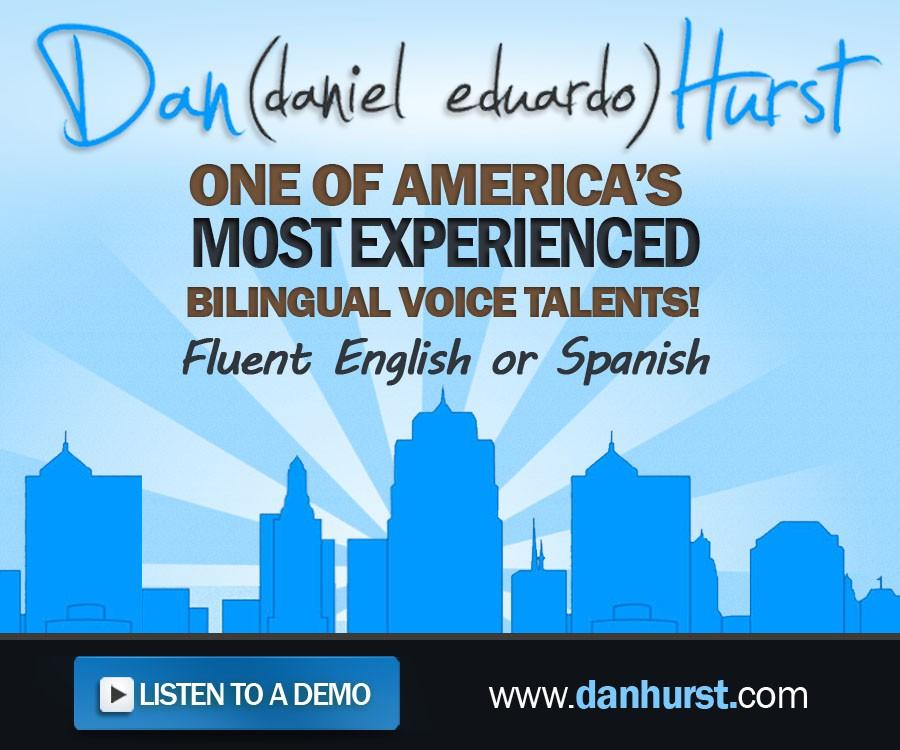 Create the next banner ad for Dan Hurst
