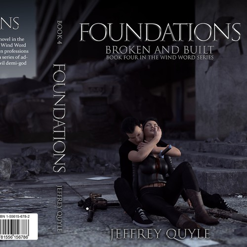Foundations, Broken and Built, book cover