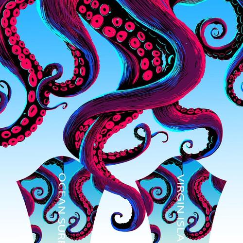 Octopus for Ocean Sufari